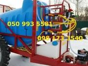 Успейте приобрести прицепной опрыскиватель ОП-2000/2500 литров шириной