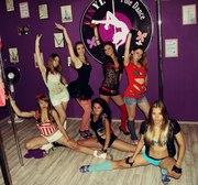 Проводится набор в группы танцев VINYL DANCE STUDIO